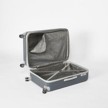 Duchini Textured Hard Case Travel Bag