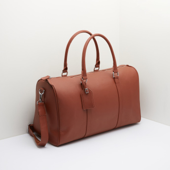 ELLE Duffel Bag with Twin Handles