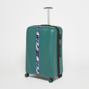 IT Hard Case Printed Luggage Bag with 360 Spinner Wheels