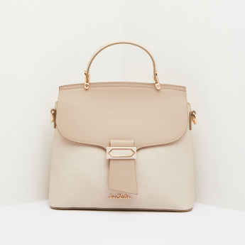 Jane Shilton Textured Shoulder Bag with Sling Strap