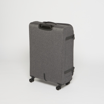Duchini Soft Case Trolley Bag with Retractable Handle