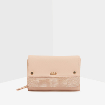 Celeste Wallet with Zip Closure