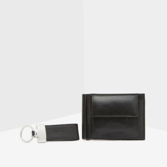 Duchini Bi-Fold Wallet with Keychain