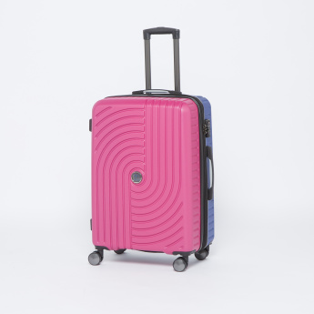 IT  360 Spinner Hard Case Trolley Bag with Retractable Handle