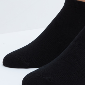 ANTA Plain Ankle Length Socks - Set of 2