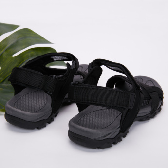 Kappa Multi-Strap Floaters with Hook and Loop Closure
