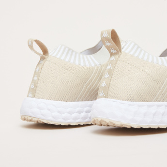 Kappa Mesh Walking Shoes with Lace Closure