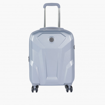 Duchini Textured Hard Case Trolley Bag