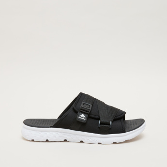 Kappa Slides with Buckle Closure