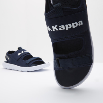 Kappa Floater Sandals with Slip-On Closure