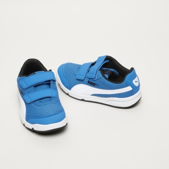 PUMA Textured Running Shoes