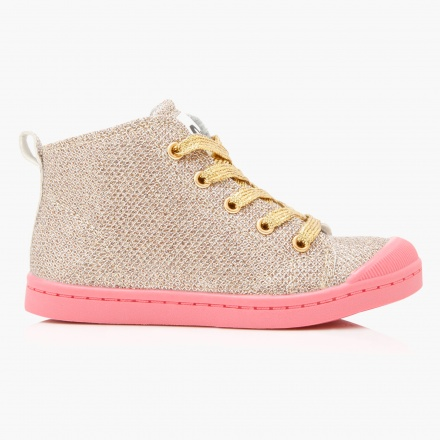 Lee Cooper Textured High Top Sneakers
