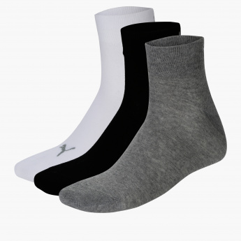 Puma Crew Length Socks - Set of 3