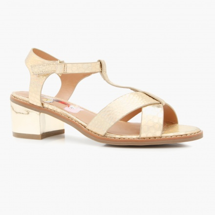 Elle Block Heel Sandals