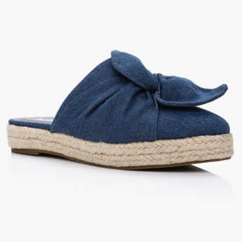 Lee Cooper Slip-On Espadrille Shoes