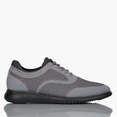 Le Confort Textured Lace-Up Shoes