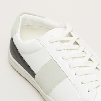 Lee Cooper Colour Block Sneakers