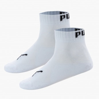 Puma Quarter Socks - Set of 2