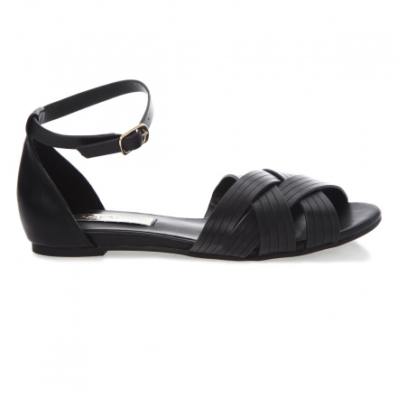 Paprika Ankle Strap Sandals