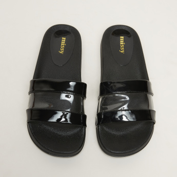 Missy Textured Slides