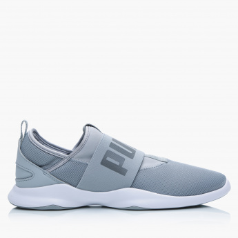 Puma Textured Slip-On Shoes
