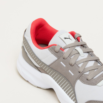 PUMA Lace-Up Walking Shoes