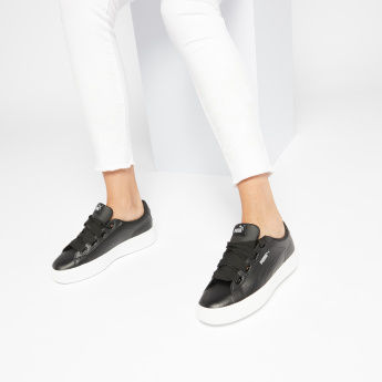 PUMA Sneakers with Lace-Up Closure