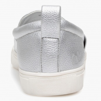Lee Cooper Slip-On Canvas Shoes