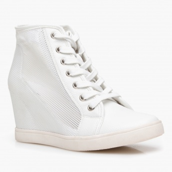 Missy High Top Shoes