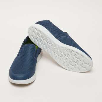 Skechers Textured Slip-On Walking Shoes