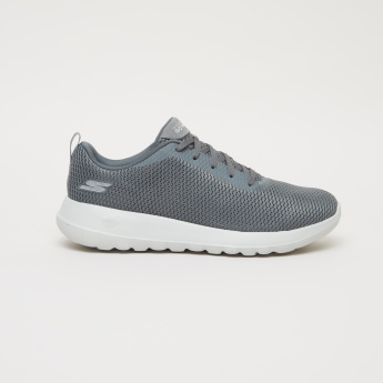 82b1f5ca8 Skechers Mesh Walking Shoes | Grey | Walking