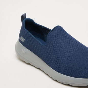 Skechers Slip-On Walking Shoes with Mesh Texture