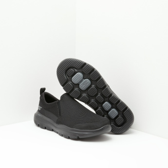 Skechers Low-Top Shoes with Slip-On Closure