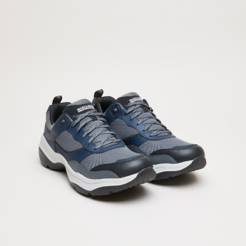 Skechers Walking Shoes with Lace Up Closure