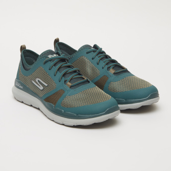 Skechers Walking Shoes with Lace-Up Style