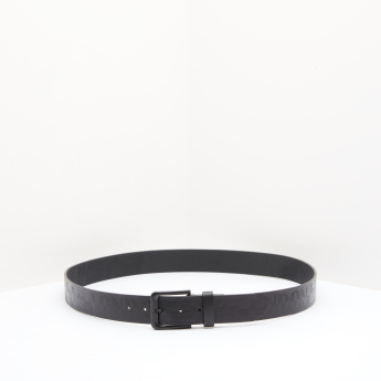 Lee Cooper Belt with Logo Detail