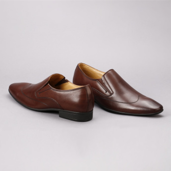 Duchini Slip-On Shoes with Gussets