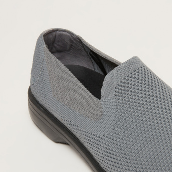 Skechers Slip-On Mesh Shoes