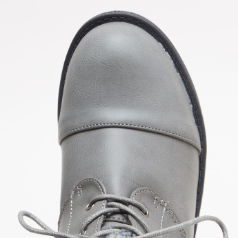 Lee Cooper Boots with Lace-Up Closure