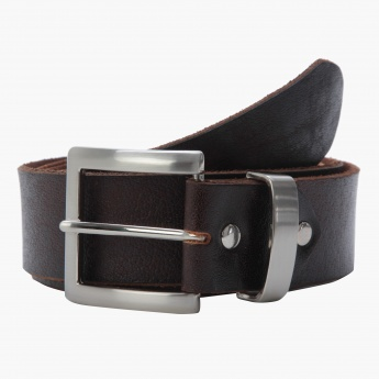 Rewind Textured Belt