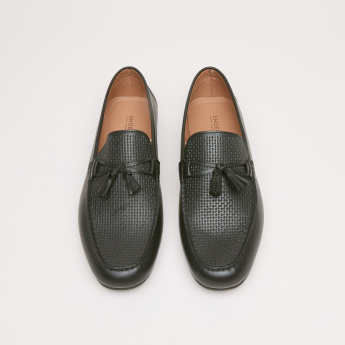 Perforated Moccasins