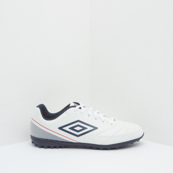 Umbro Printed Low Top Lace Up Football Shoes