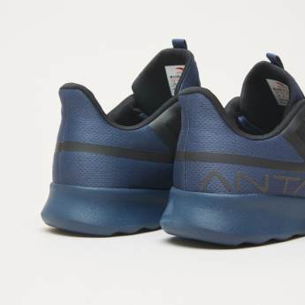 ANTA Men's Running Shoes with Logo Print