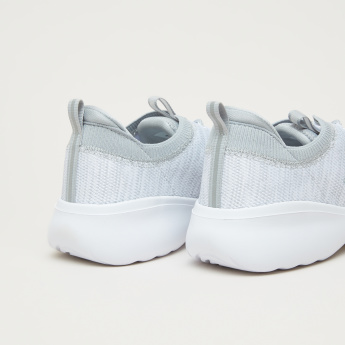 ANTA Mesh Shoes with Collar