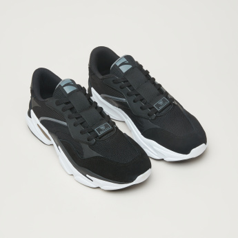 ANTA Running Shoes with Lace Detail