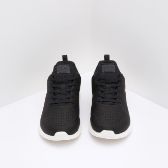 ANTA Textured Walking Shoes