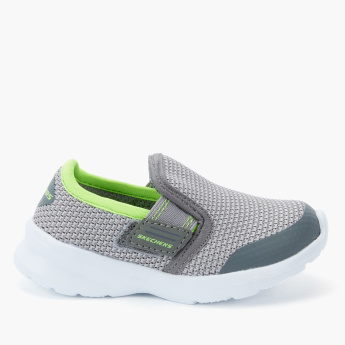Skechers Slip-On Textured Shoes