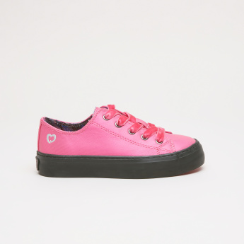 Pablosky Lace-Up Sneakers