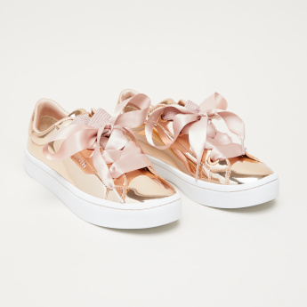 skechers pink ribbon shoes