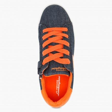Lamborghini Lace-up Sneakers